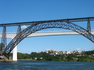 Pont sur le Douro, Portugal