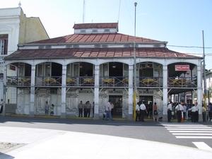 La casa de fierro, à Iquitos (Pérou)