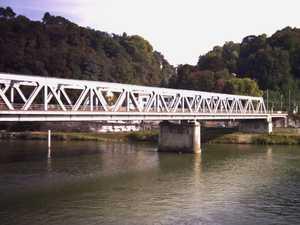 Viaduc de Collonge sur la Saône