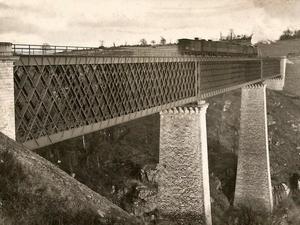 Pont sur la Tardes