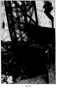 Monte-charge de la tour Eiffel