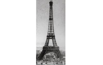 La tour le 12 mars 1889
