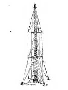 La tour C. Findlay, W. Rendel et Halsey Ricardo