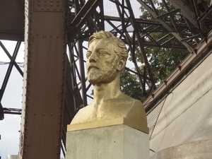 Buste de Gustave Eiffel