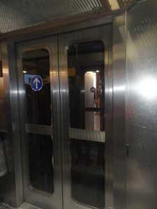 L'ascenseur pour le 3e étage