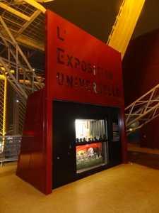 Pavillon de l'exposition universelle
