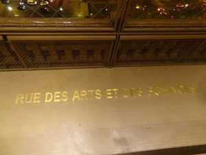 Nom des galeries