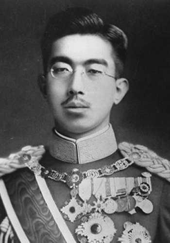 Le futur empereur du Japon Hirohito