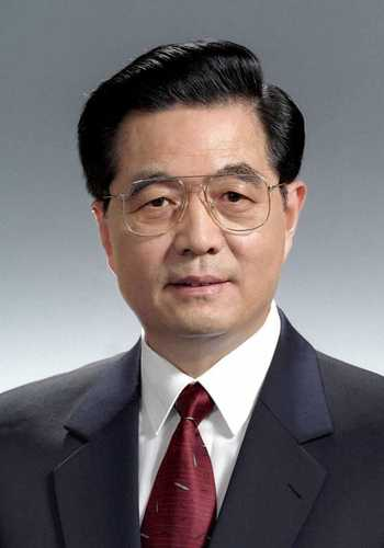 Le président chinois Hu Jintao