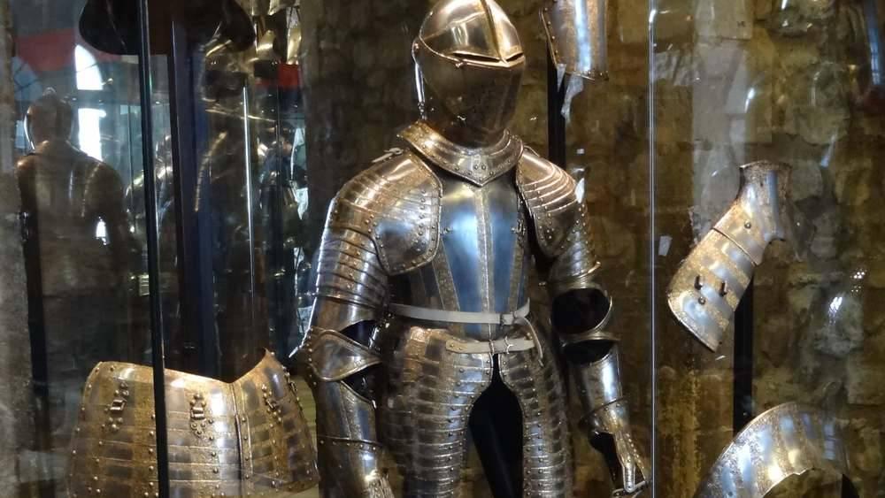 Armure de Charles Ier
