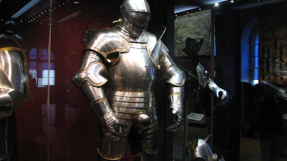 Armure d'Henry VIII