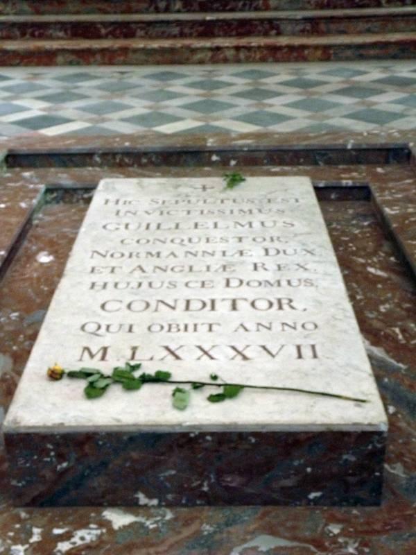 Tombe de Guillaume