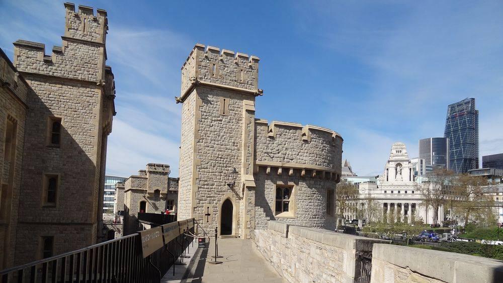 La tour des archers