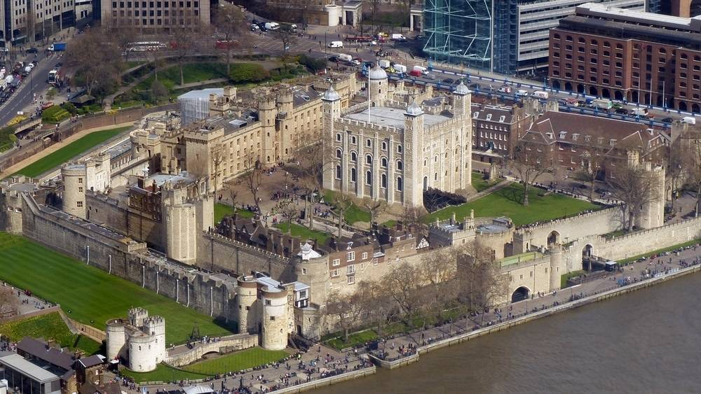 Tower Of London Free Tour