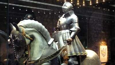 Armure à cheval