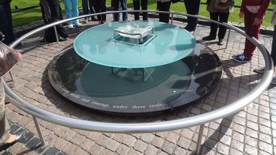 Mémorial aux exécutés de la tour