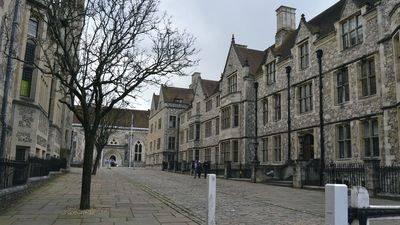 Chateau de Winchester